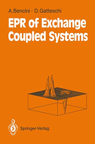 9783540509448: Electron Paramagnetic Resonance of Exchange Coupled Systems
