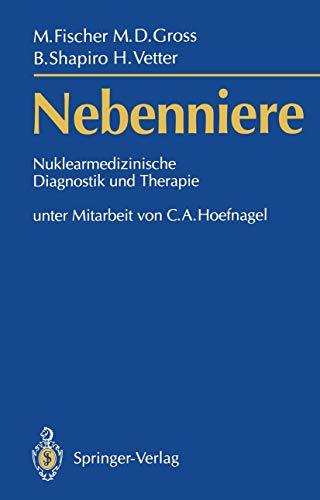 9783540509806: Nebenniere ―: Nuklearmedizinische Diagnostik und Therapie