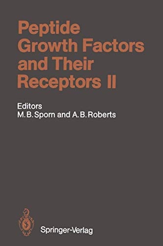 9783540511854: Peptide Growth Factors and Their Receptors II: Pt. 2 (Handbook of Experimental Pharmacology)