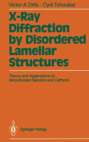 9783540512226: X-Ray Diffraction by Disordered Lamellar Structures: Theory and Applications to Microdivided Silicates and Carbons