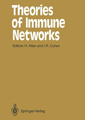 9783540516781: Theories of Immune Networks (Springer Series in Synergetics)
