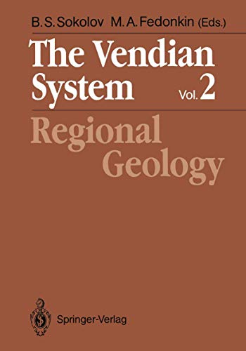9783540516828: The Vendian System: Vol.2 Regional Geology (v. 2)
