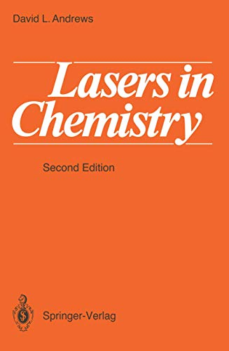 9783540517771: Lasers in Chemistry
