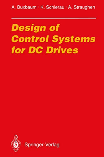 Design of Control Systems for Direct Current: Arne Buxbaum