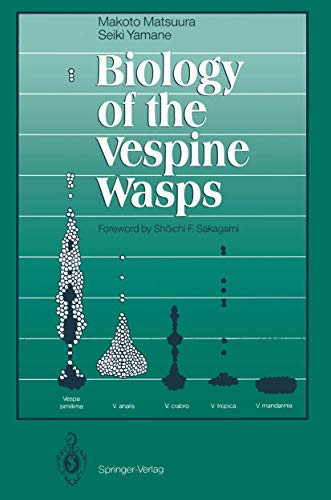 9783540519003: Biology of the Vespine Wasps