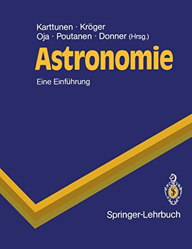 9783540523390: Astronomie: Eine Einführung (Springer-Lehrbuch) (German Edition)