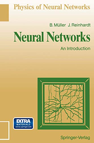 9783540523802: Neural Networks: An Introduction (Physics of Neural Networks)