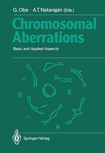 9783540525400: Chromosomal Aberrations: Basic and Applied Aspects