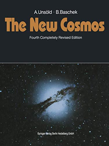 9783540525936: The New Cosmos (Heidelberg Science Library)
