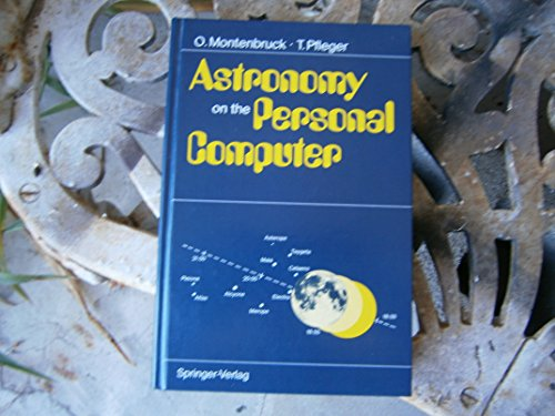 9783540527541: Astronomy on the Personal Computer
