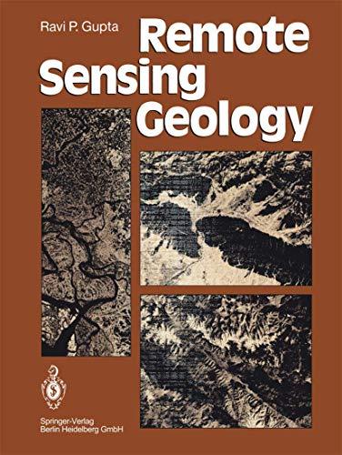 9783540528050: Remote Sensing Geology