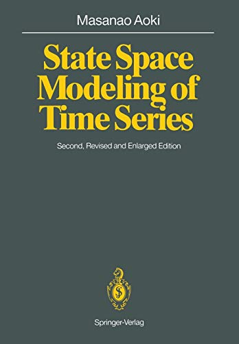 9783540528708: State Space Modeling of Time Series (Universitext)