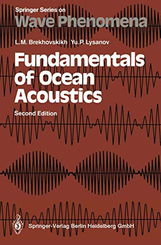 9783540529767: Fundamentals of Ocean Acoustics (Springer Series on Wave Phenomena)