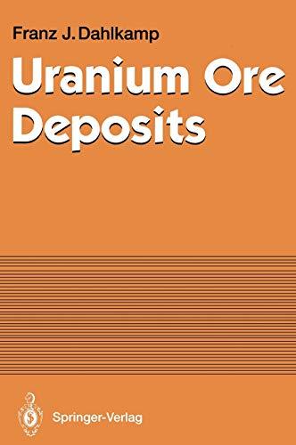 9783540532644: Uranium Ore Deposits