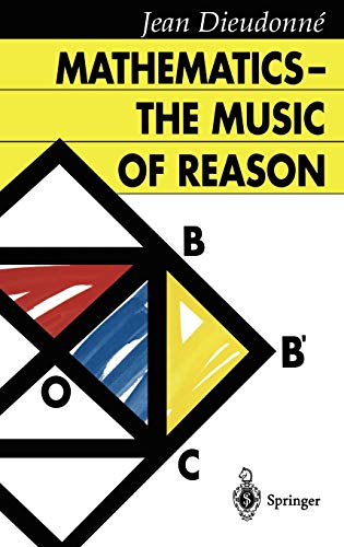 9783540533467: Mathematics ― The Music of Reason