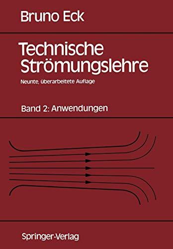 9783540534266: Technische Stromungslehre: Band 2: Anwendungen