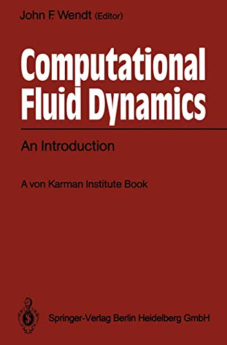 9783540534600: Computational Fluid Dynamics: An Introduction