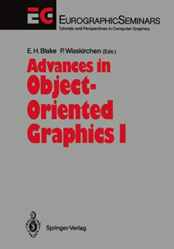 9783540534808: Advances in Object-Oriented Graphics I (Focus on Computer Graphics) (v. 1)