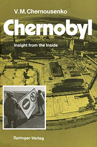9783540536987: Chernobyl: Insight from the inside
