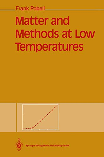 9783540537519: Matter and Methods at Low Temperatures