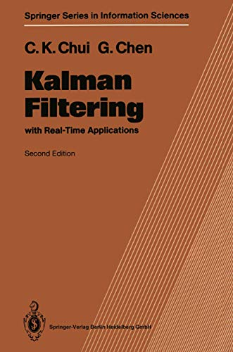 9783540540137: Kalman Filtering: With Real-Time Applications