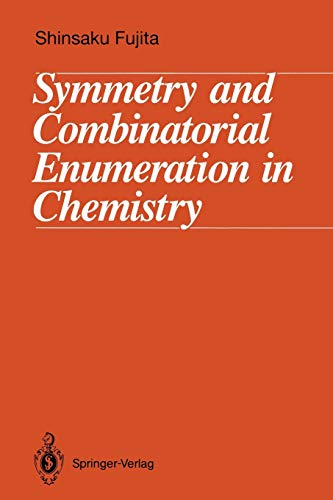 9783540541264: Symmetry and Combinatorial Enumeration in Chemistry
