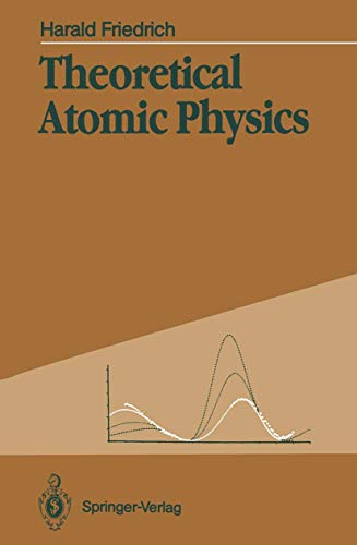 9783540541790: Theoretical Atomic Physics