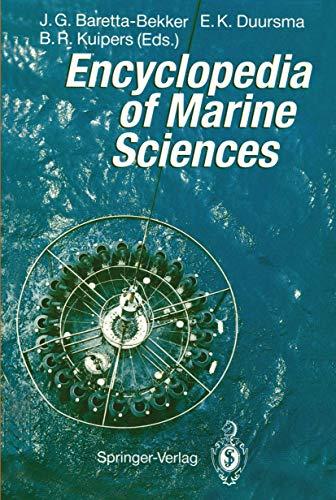 9783540545019: Encyclopedia of Marine Sciences