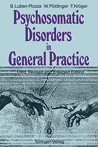 9783540545569: Psychosomatic Disorders in General Practice