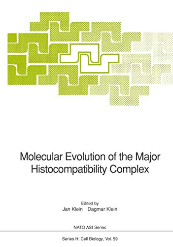 9783540546085: Molecular Evolution of the Major Histocompatibility Complex (Nato ASI Subseries H:)