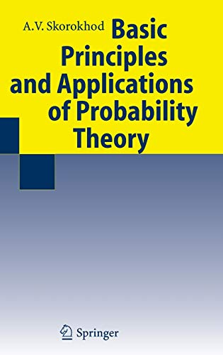 9783540546863: Basic Principles and Applications of Probability Theory (No. 1)