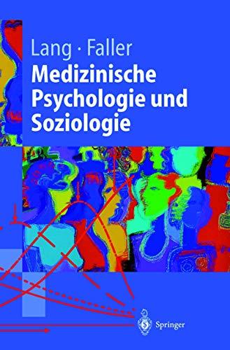 9783540546931: Medizinische Psychologie und Soziologie (Springer-Lehrbuch) (German Edition)