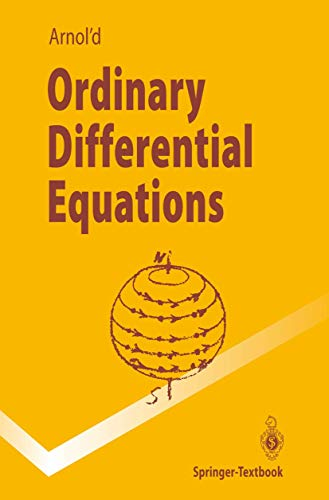 9783540548133: Ordinary Differential Equations (Springer Textbook)