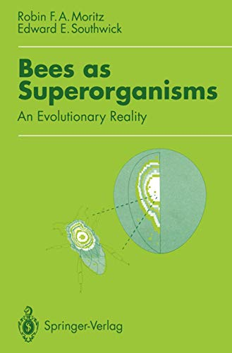 9783540548218: Bees as Superorganisms: An Evolutionary Reality