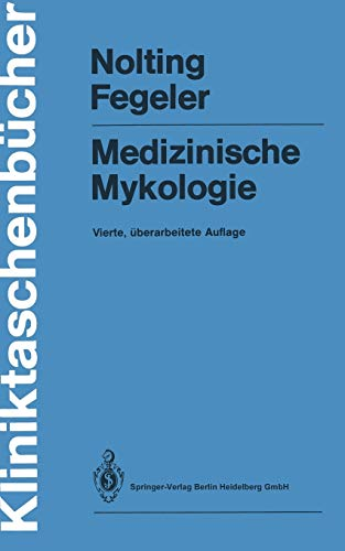 9783540548300: Medizinische Mykologie (Kliniktaschenbcher)