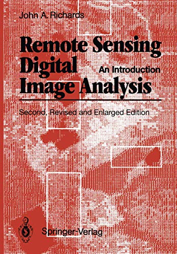 9783540548409: Remote Sensing Digital Image Analysis: An Introduction