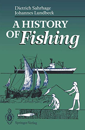 9783540553328: A History of Fishing