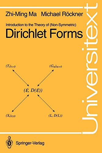 9783540558484: Introduction to the Theory of (Non-Symmetric) Dirichlet Forms (Universitext)