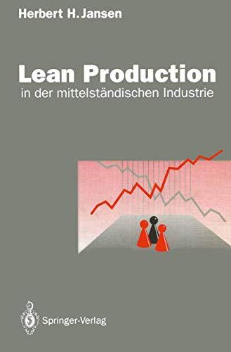 9783540561545: Lean Production: in der mittelständischen Industrie