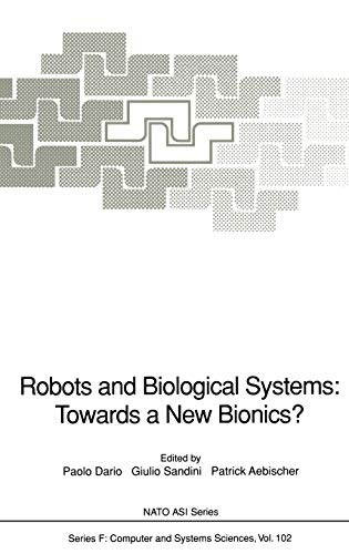 Robots and Biological Systems: Towards a New Bionics?: Patrick Aebischer