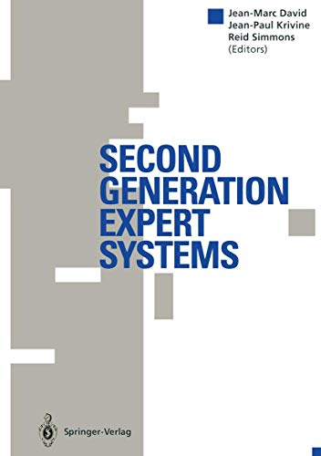 9783540561927: Second Generation Expert Systems