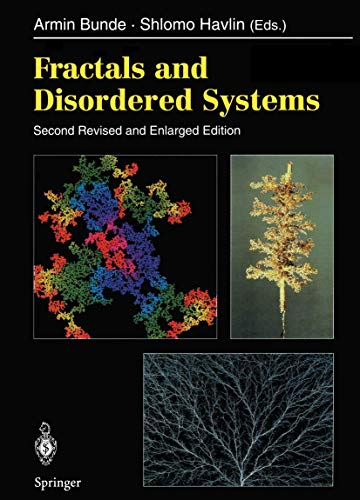 9783540562191: Fractals and Disordered Systems