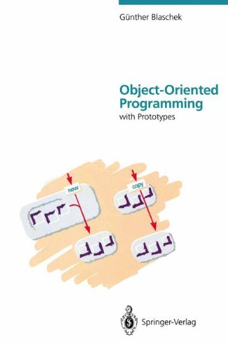 9783540564690: Object-Oriented Programming: with Prototypes (EATCS Monographs in Theoretical Computer Science)