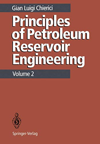 9783540567424: Principles of Petroleum Reservoir Engineering: 002