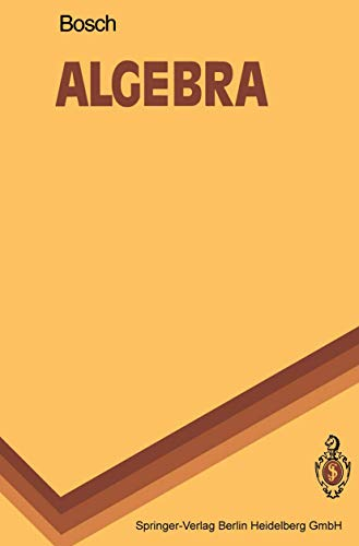 9783540568339: Algebra (Springer-Lehrbuch) (German Edition)