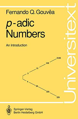 9783540568445: p-adic Numbers: An Introduction