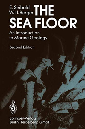 9783540568841: The Sea Floor: Introduction to Marine Geology