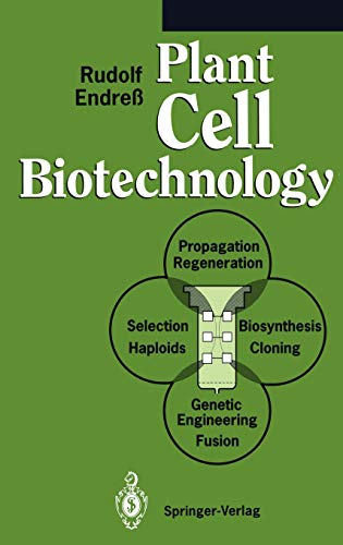 9783540569473: Plant Cell Biotechnology