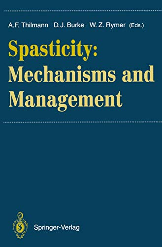 9783540569817: Spasticity: Mechanisms and Management