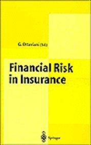 9783540570547: Financial Risk in Insurance